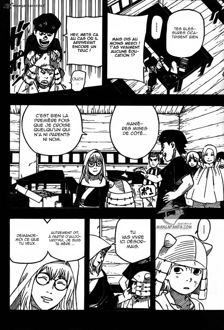 Naruto chapitre 582 - Page 10