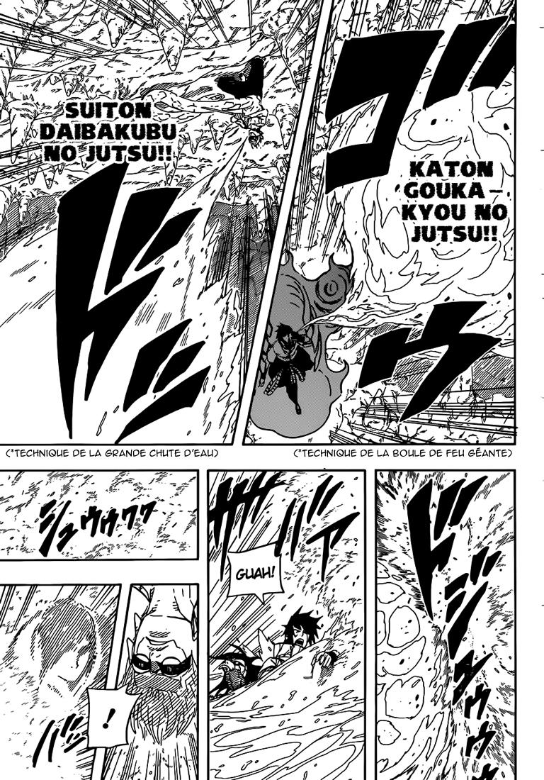 Naruto chapitre 586 - Page 3