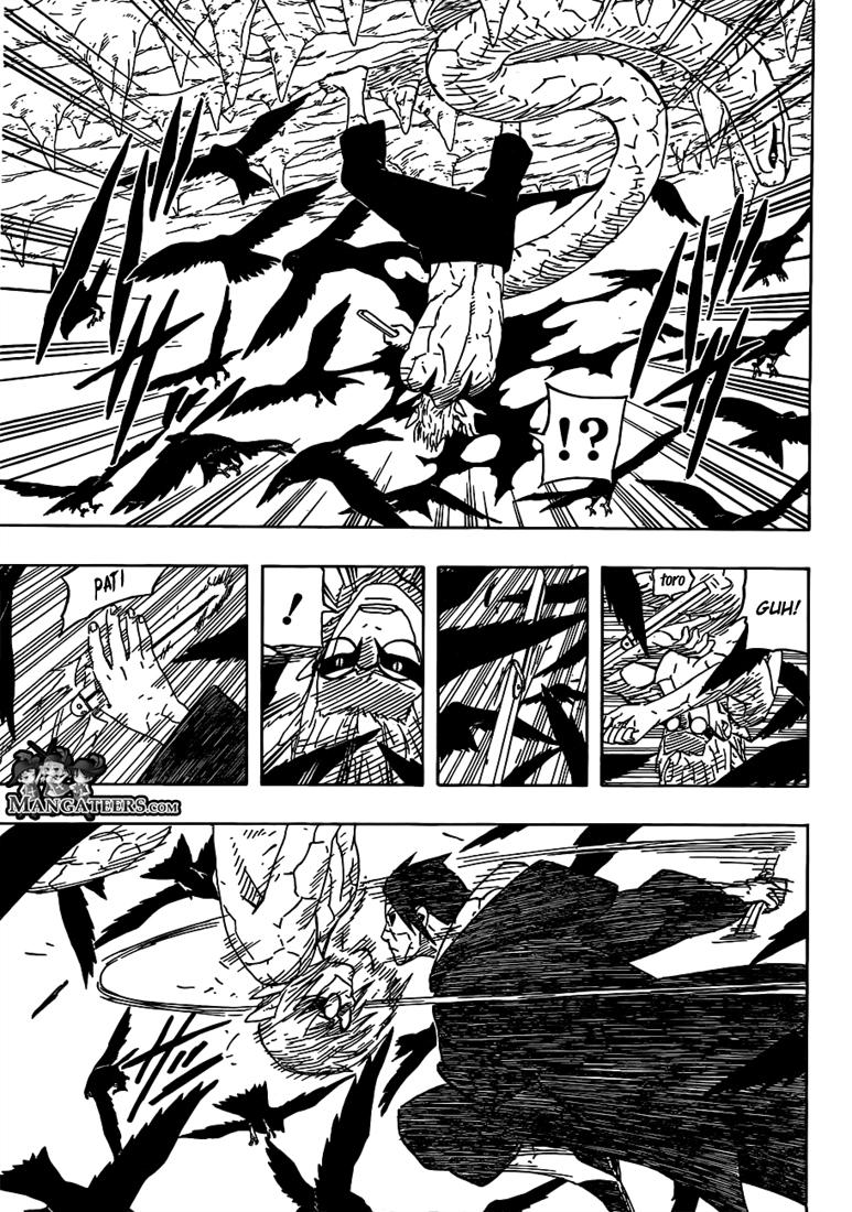 Naruto chapitre 586 - Page 5