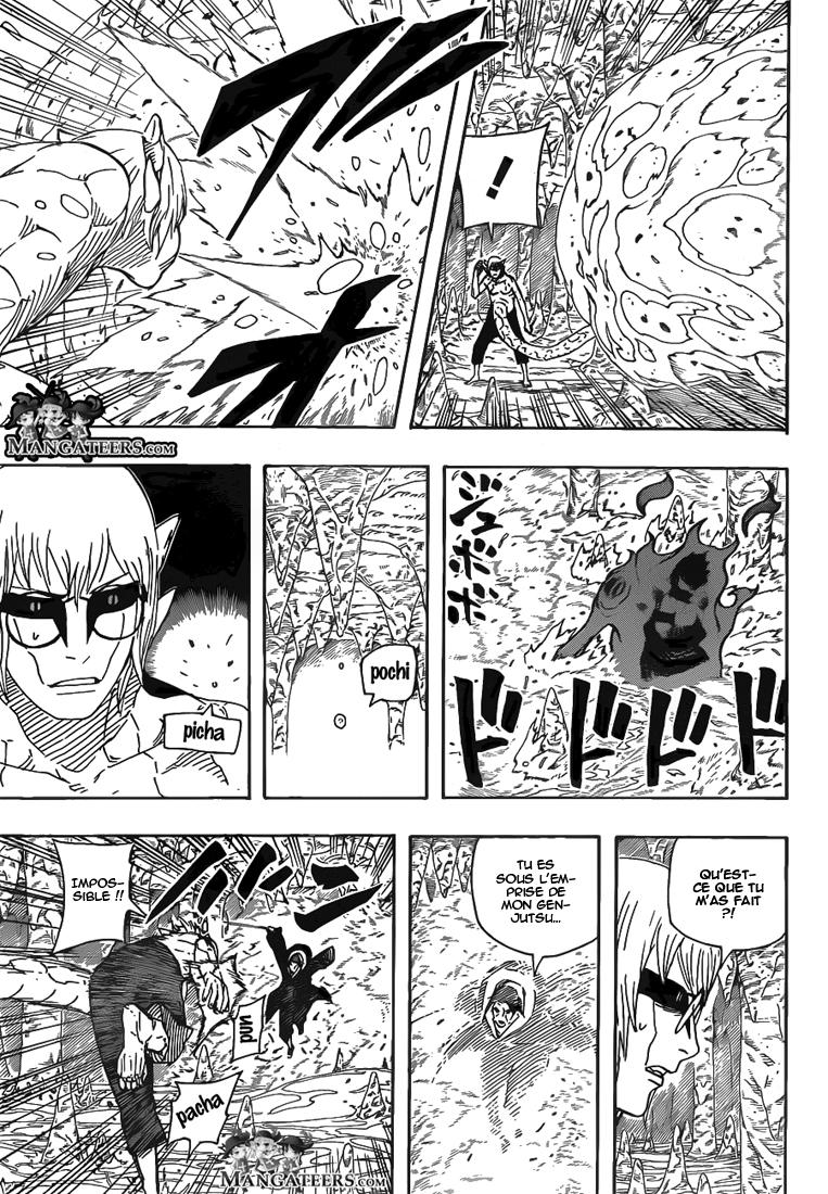Naruto chapitre 586 - Page 13