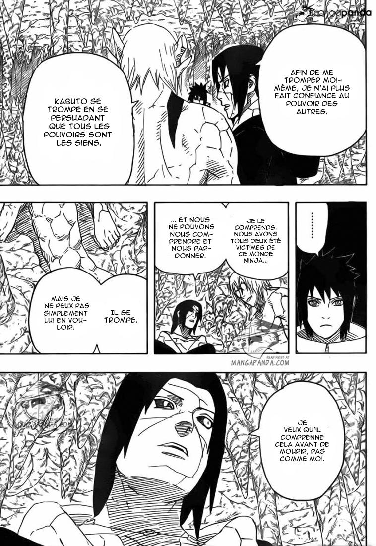 Naruto chapitre 587 - Page 7