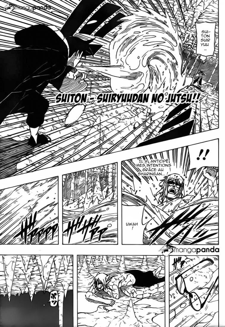 Naruto chapitre 587 - Page 11