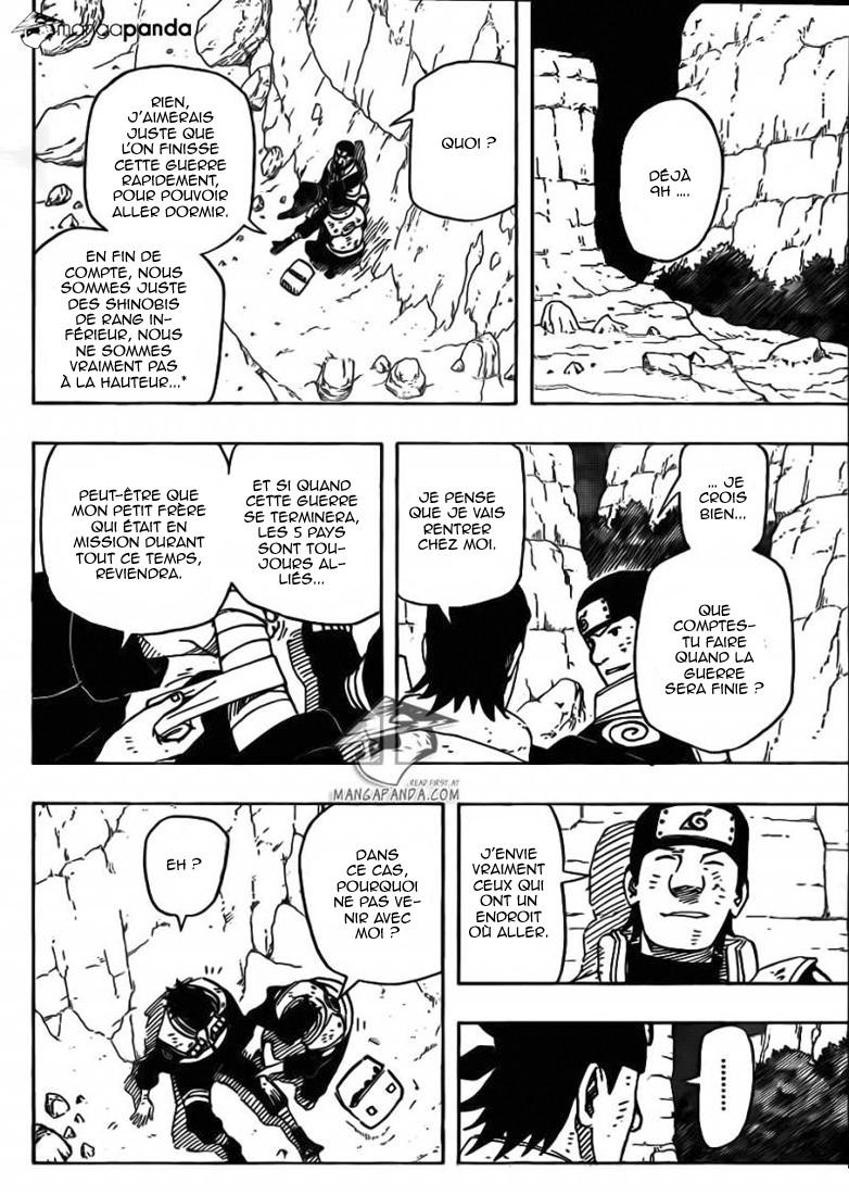Naruto chapitre 587 - Page 15