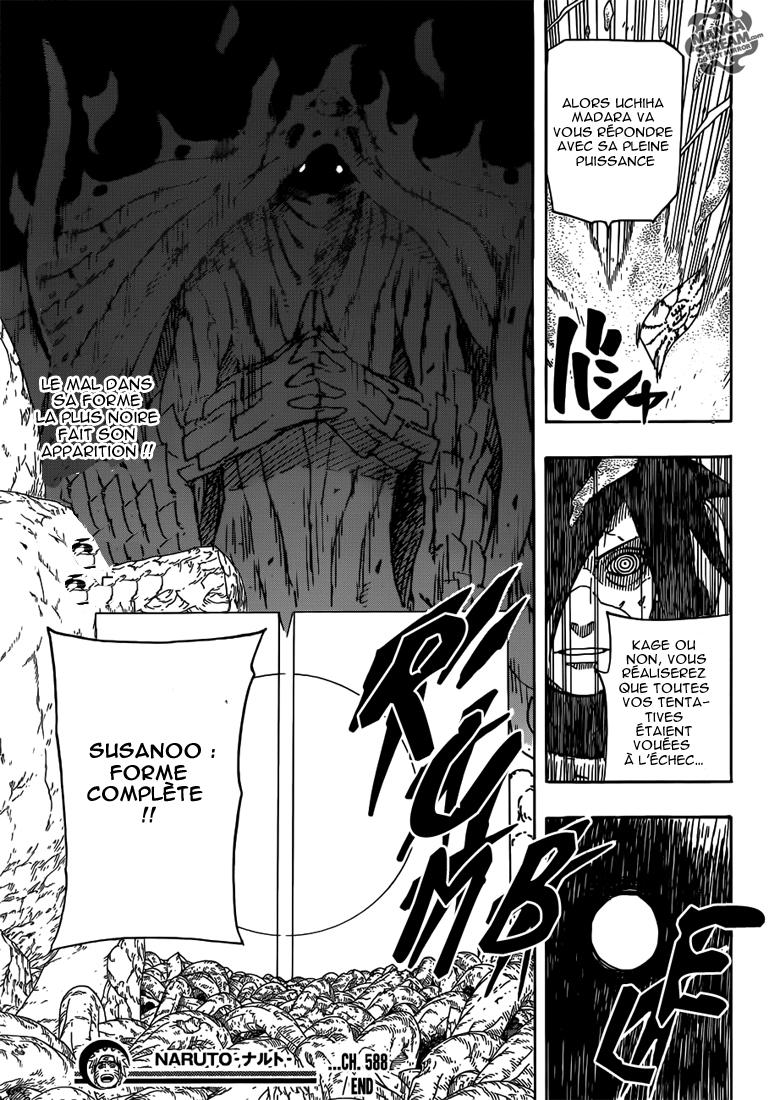 Naruto chapitre 588 - Page 16