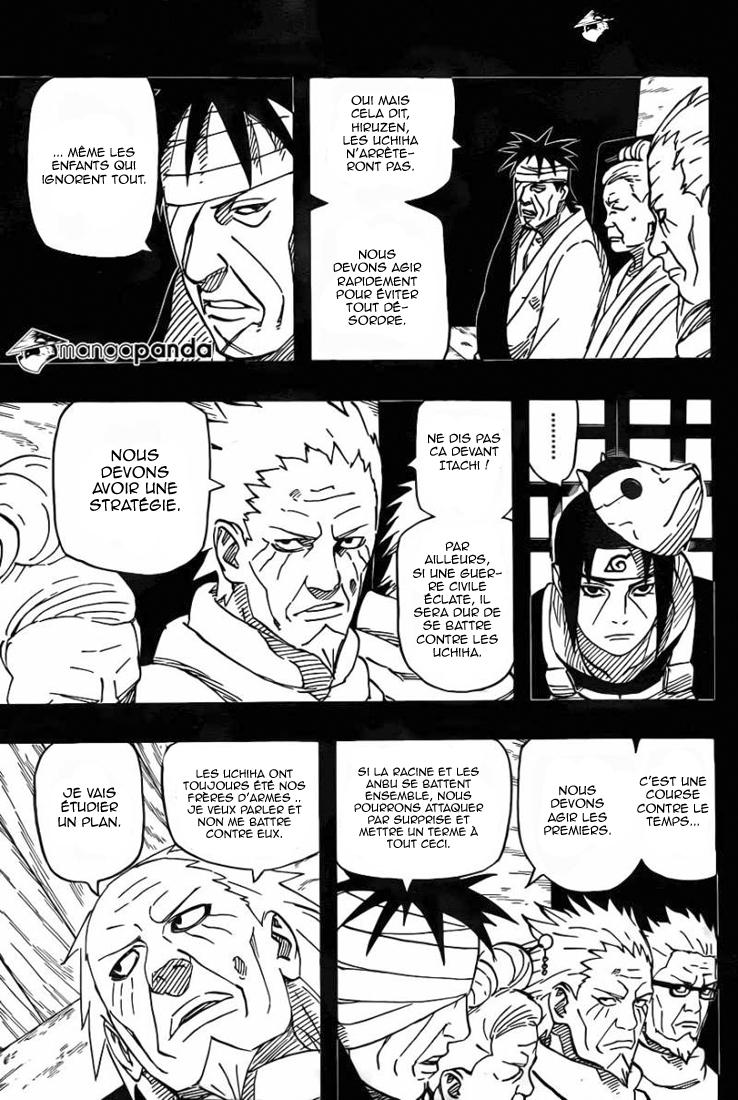 Naruto chapitre 590 - Page 7
