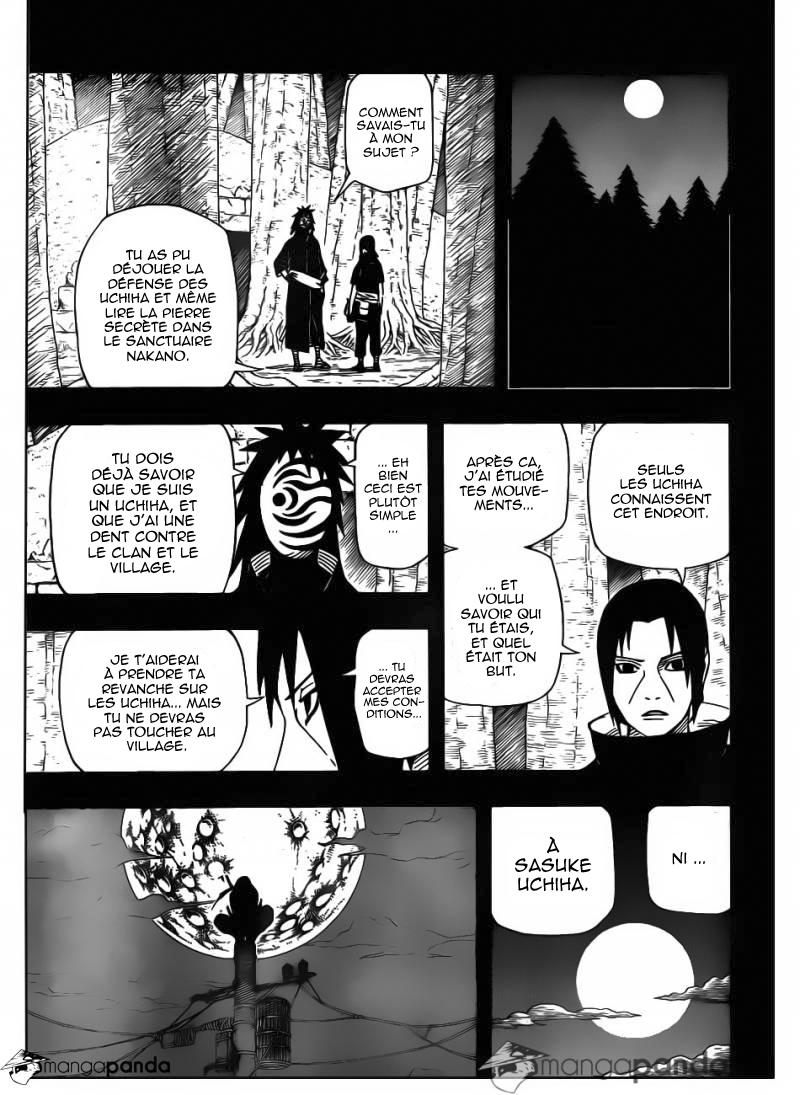 Naruto chapitre 590 - Page 11
