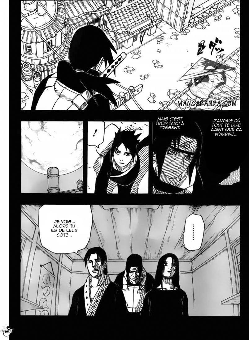 Naruto chapitre 590 - Page 12