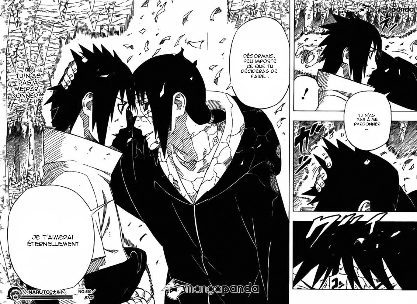 Naruto chapitre 590 - Page 16