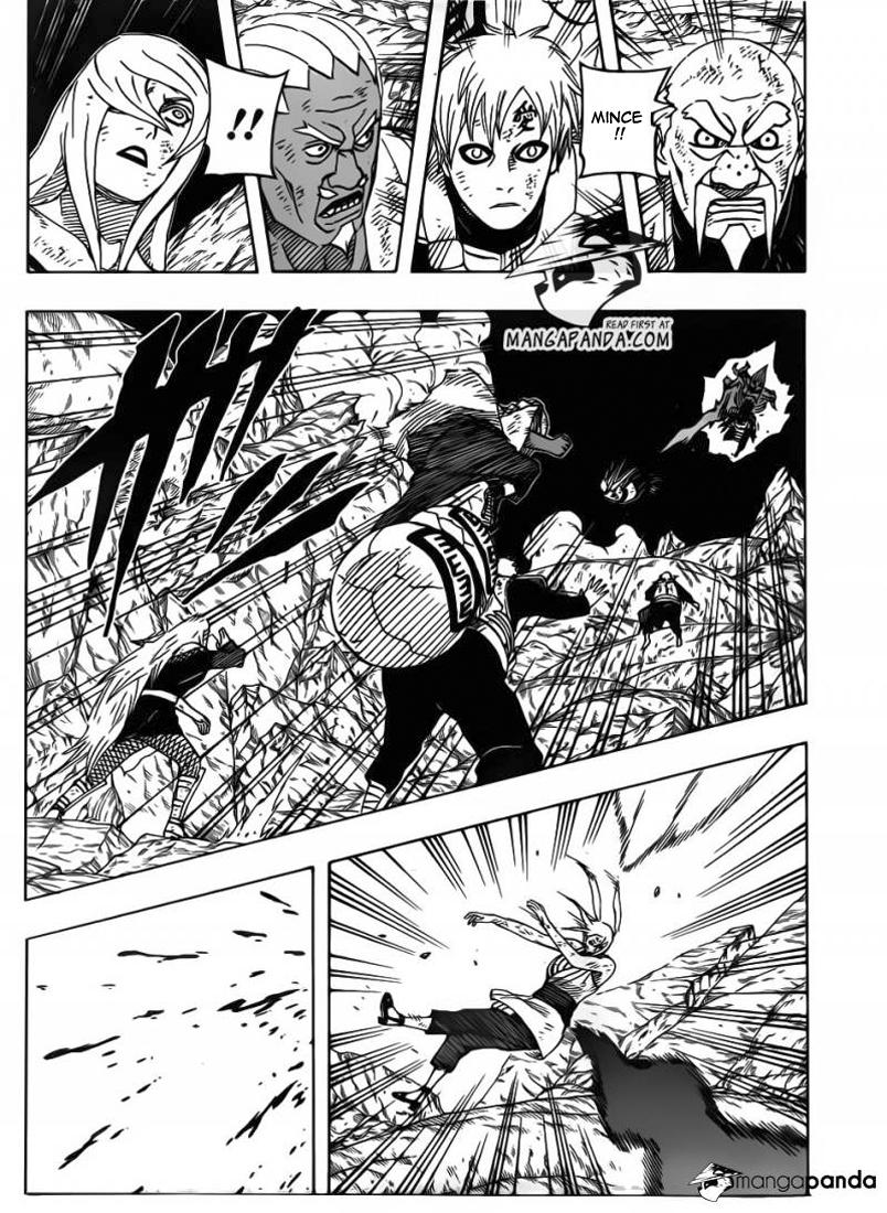 Naruto chapitre 591 - Page 11