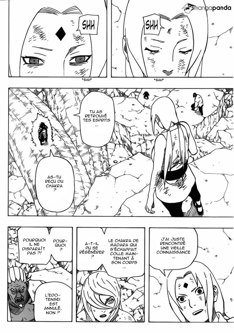 Naruto chapitre 591 - Page 16