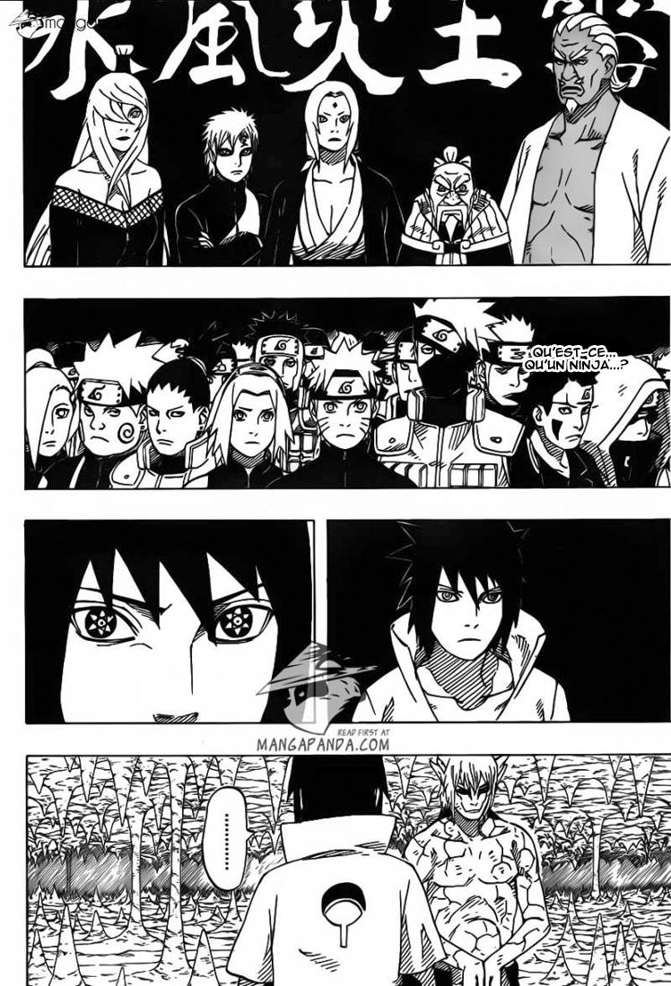 Naruto chapitre 592 - Page 2