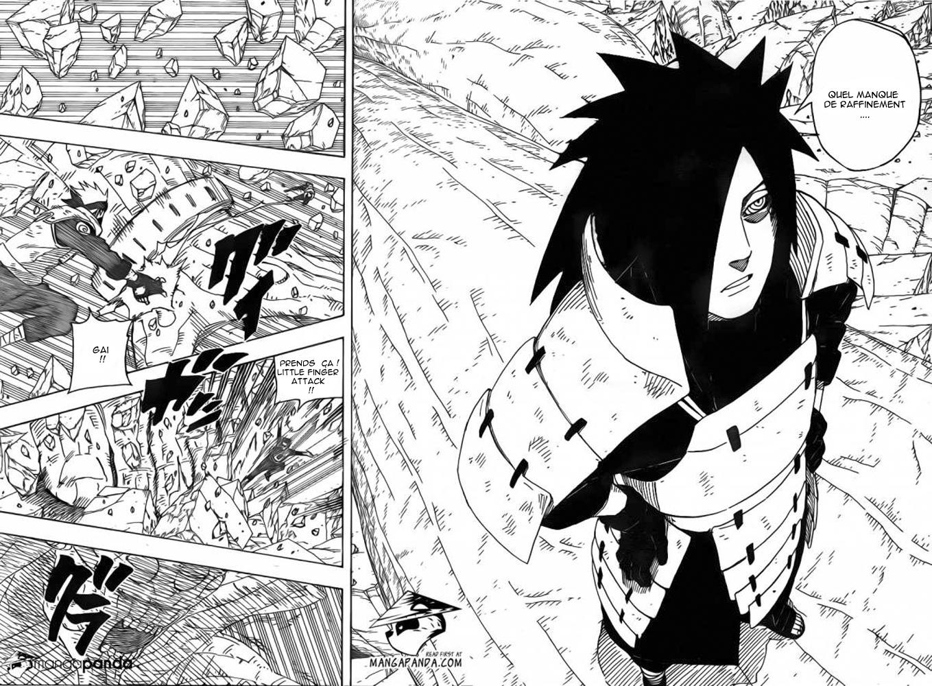 Naruto chapitre 592 - Page 6