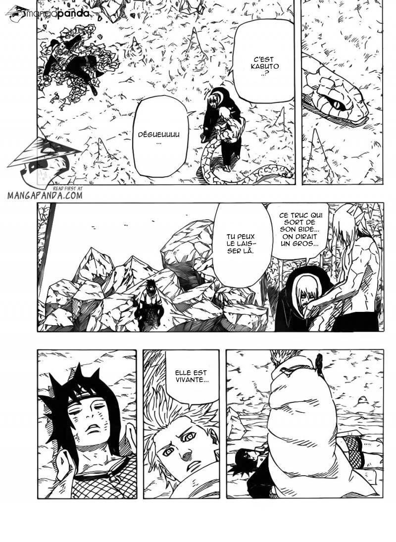 Naruto chapitre 592 - Page 10