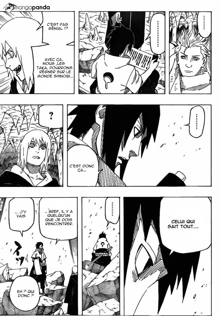Naruto chapitre 592 - Page 13