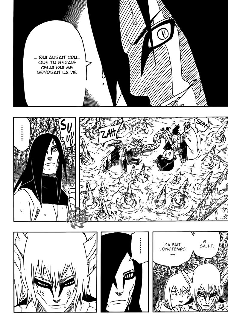 Naruto chapitre 593 - Page 7