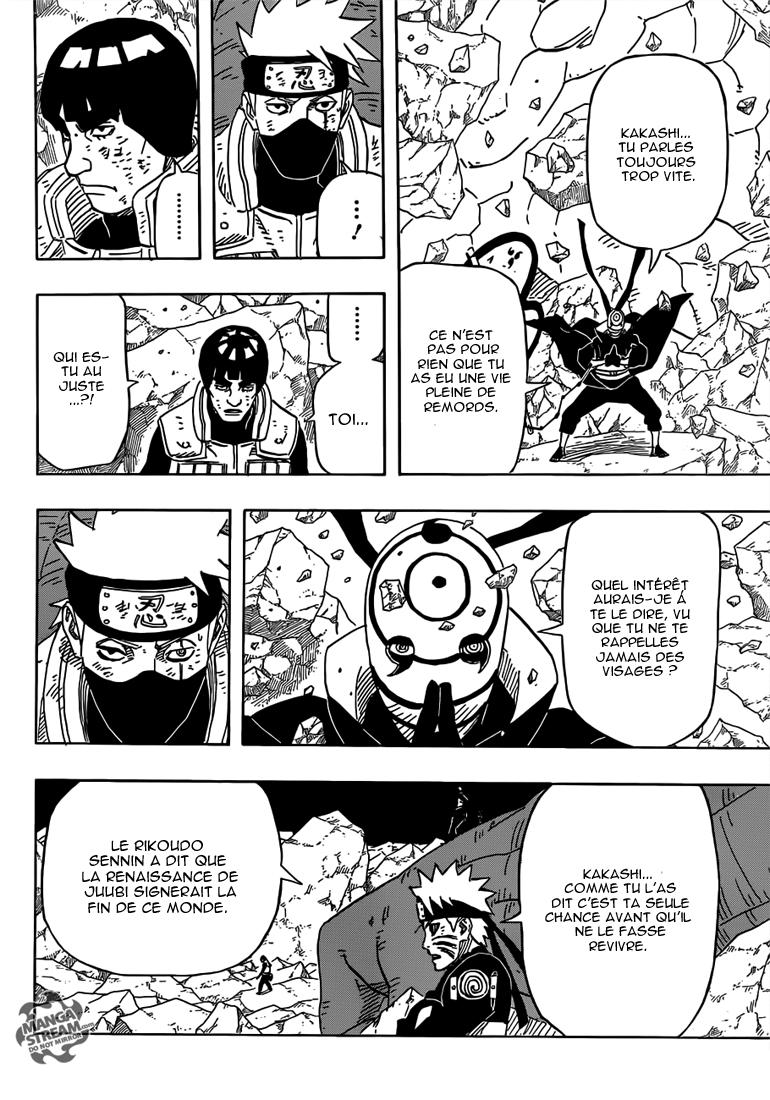 Naruto chapitre 594 - Page 8