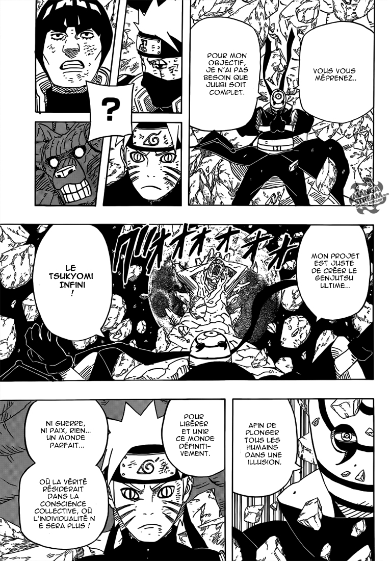 Naruto chapitre 594 - Page 11