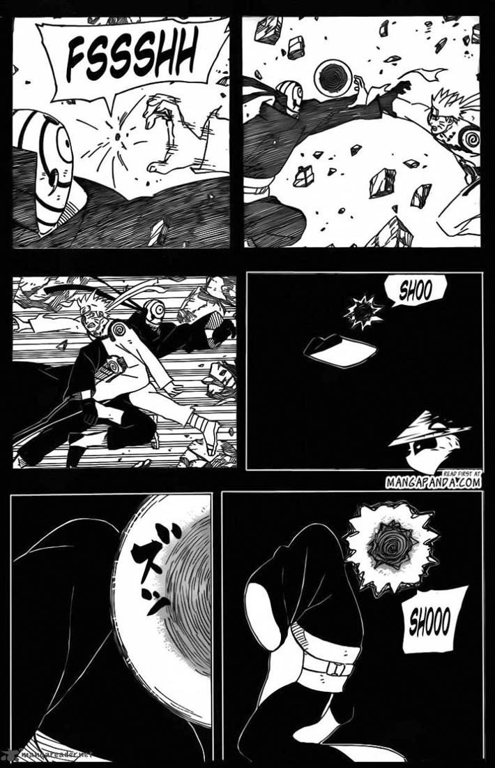 Naruto chapitre 597 - Page 9