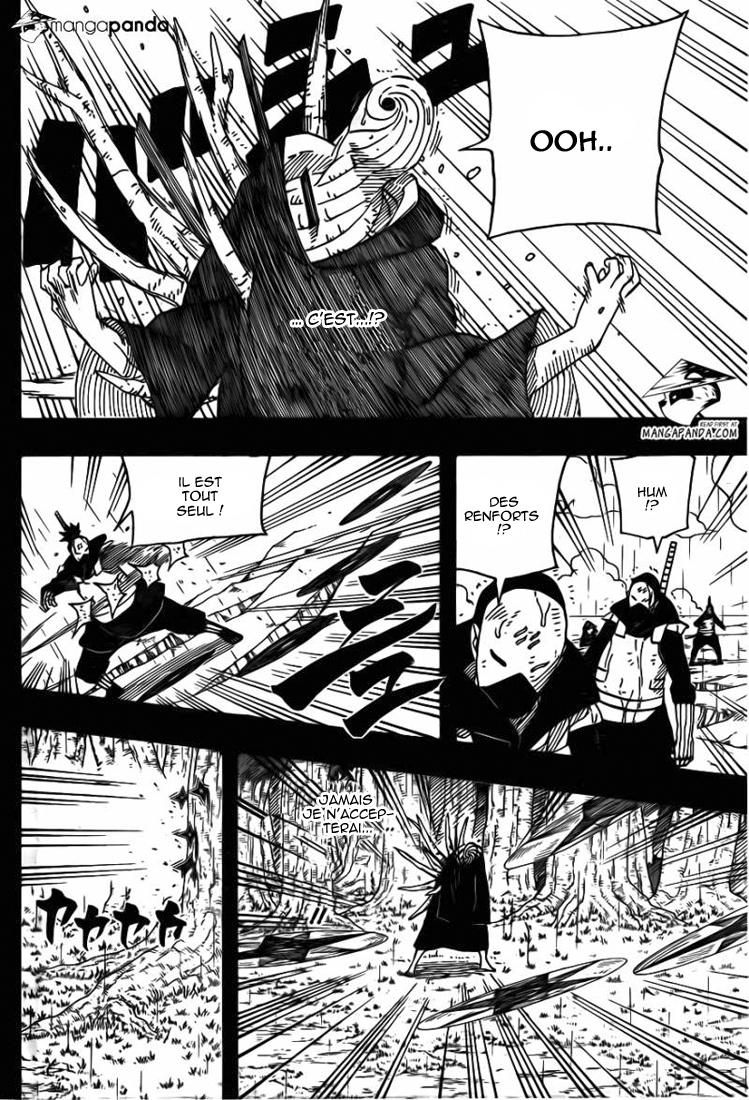 Naruto chapitre 605 - Page 6