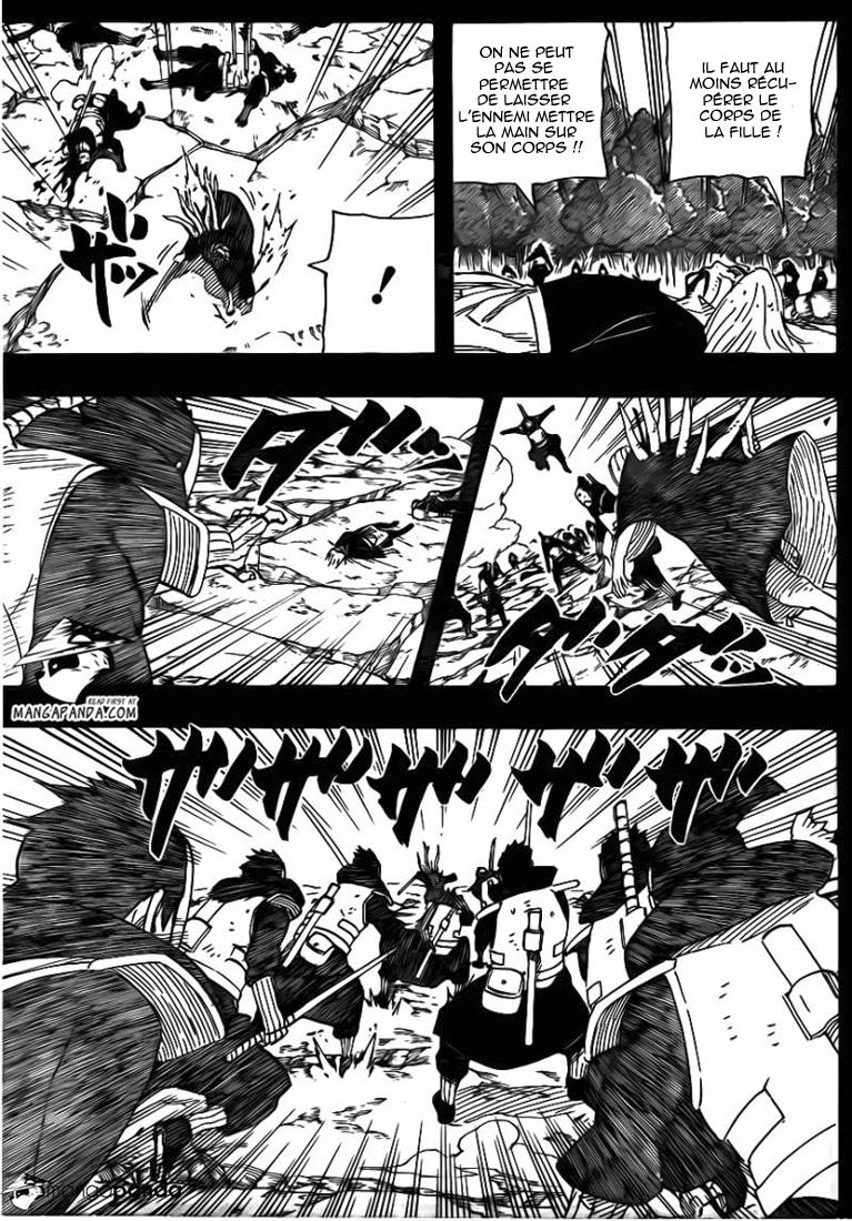 Naruto chapitre 605 - Page 11