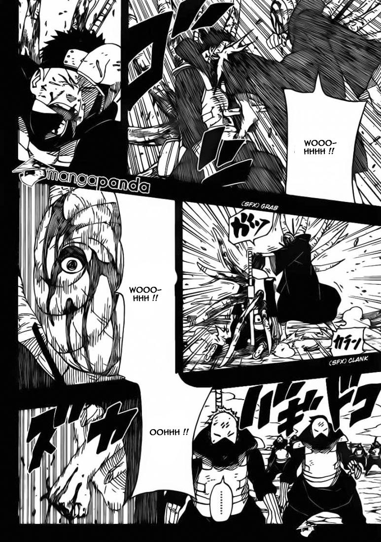 Naruto chapitre 605 - Page 14