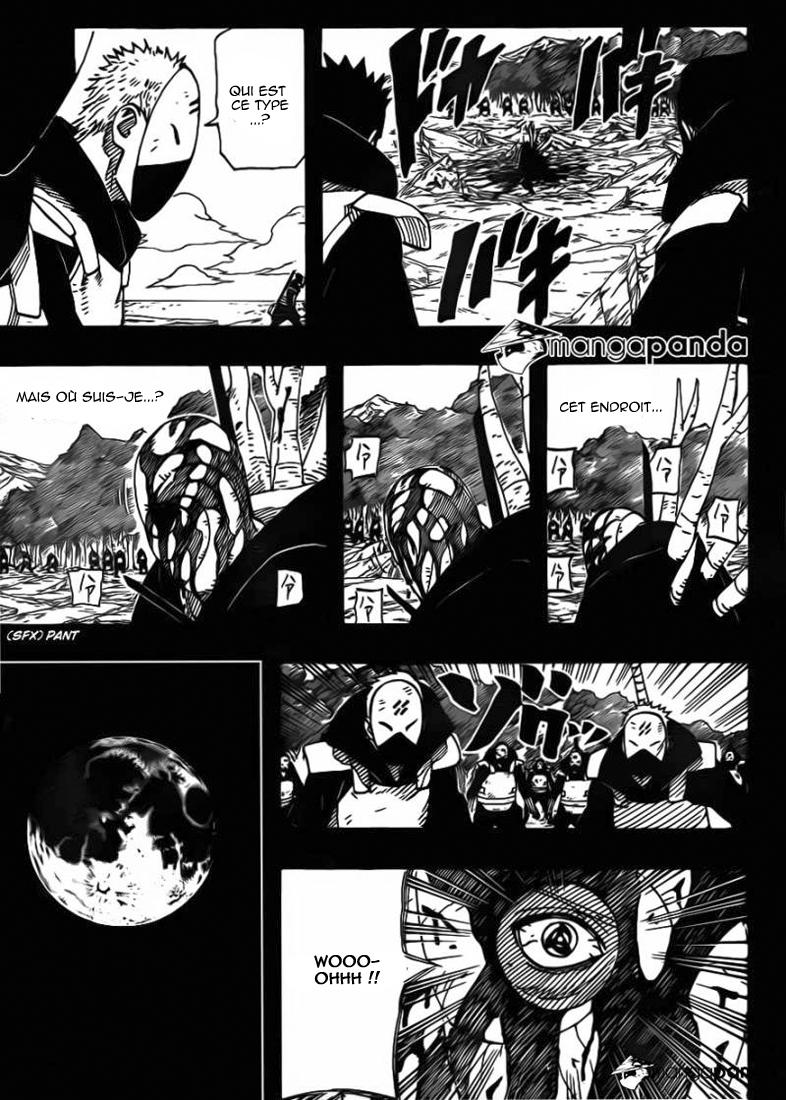 Naruto chapitre 605 - Page 15