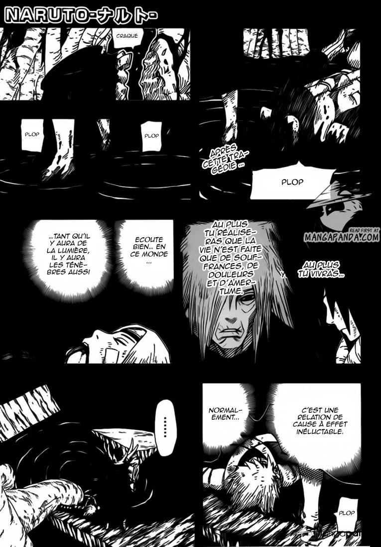 Naruto chapitre 606 - Page 1