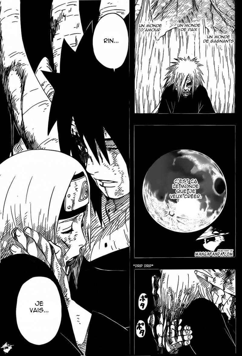 Naruto chapitre 606 - Page 5