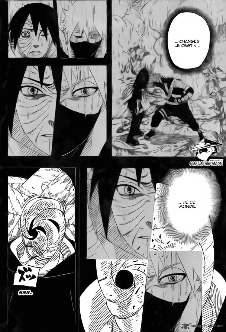 Naruto chapitre 606 - Page 7