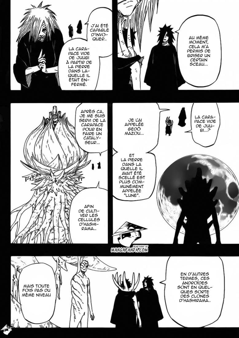 Naruto chapitre 606 - Page 13