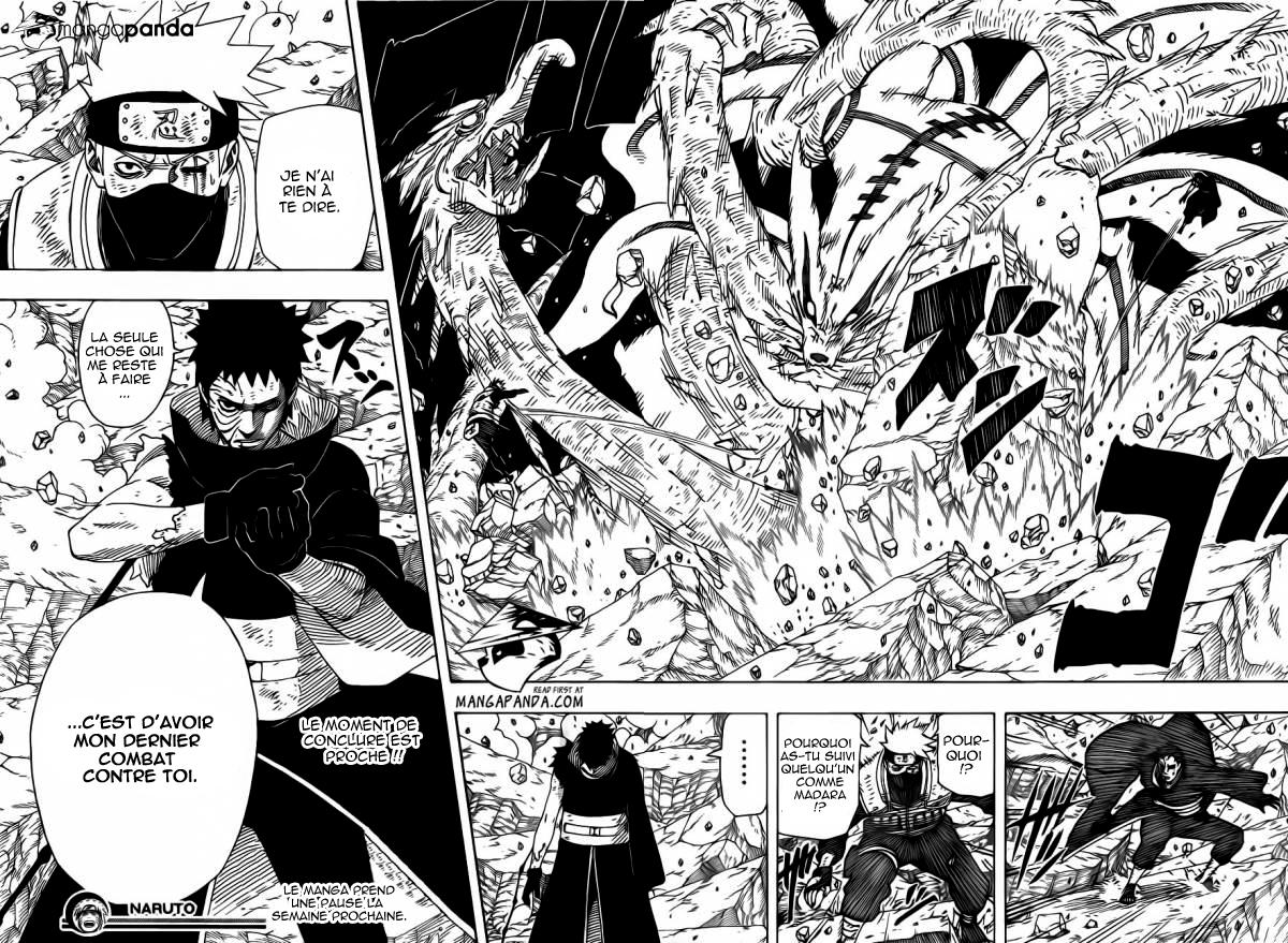 Naruto chapitre 607 - Page 16