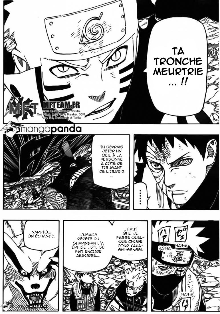 Naruto chapitre 609 - Page 6