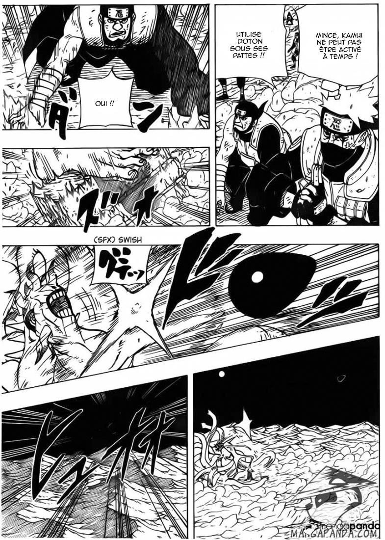 Naruto chapitre 613 - Page 7