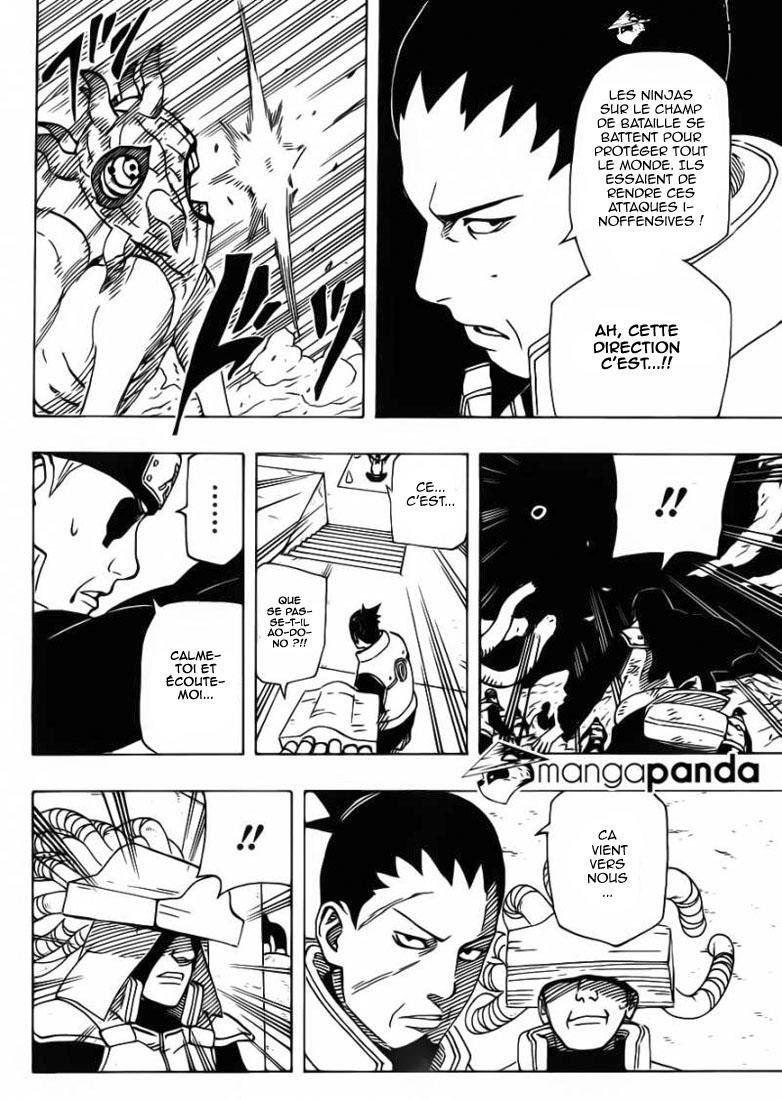 Naruto chapitre 613 - Page 11