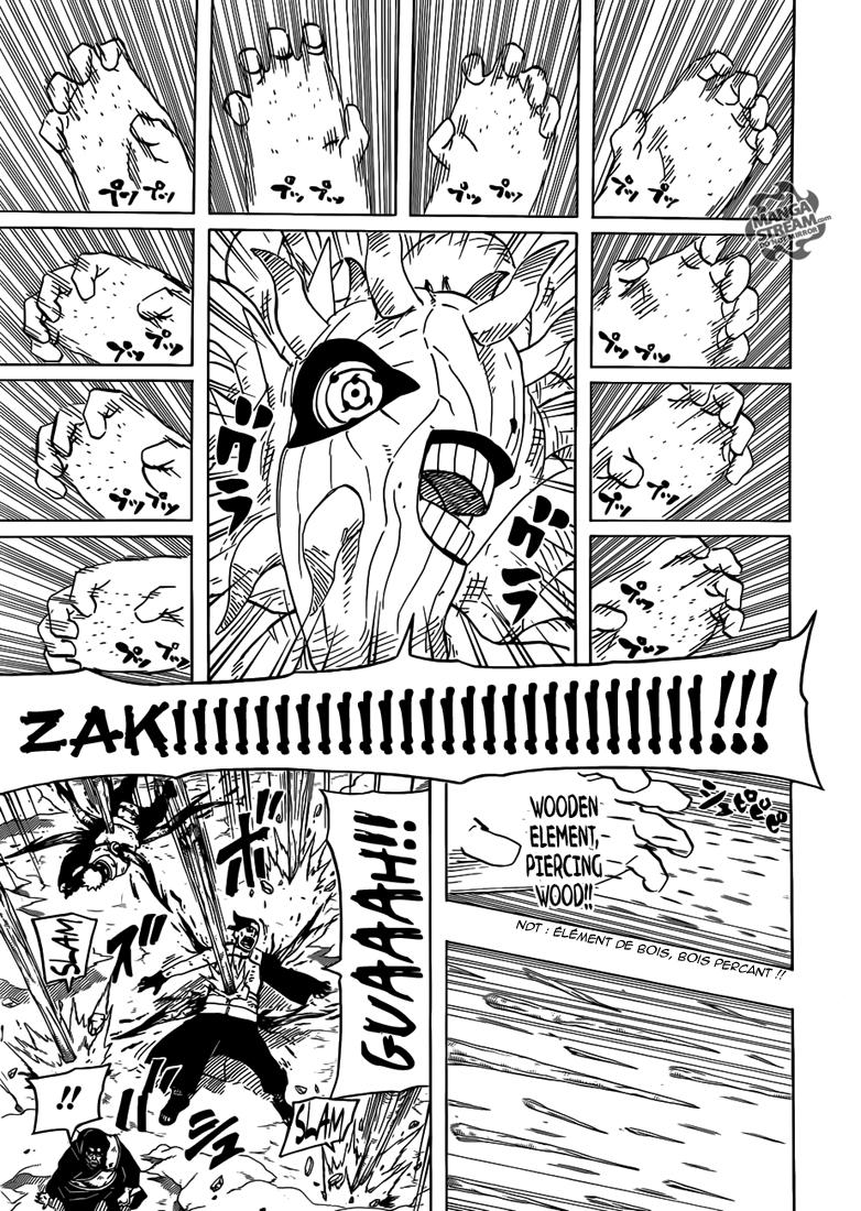 Naruto chapitre 614 - Page 7