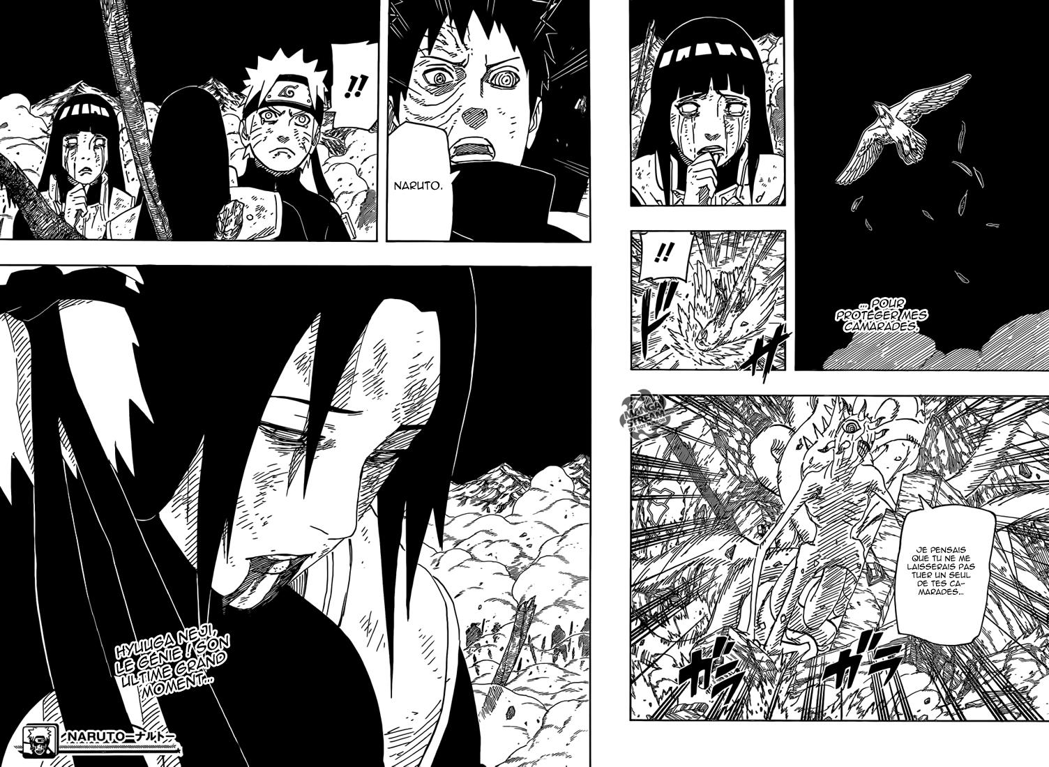 Naruto chapitre 614 - Page 16
