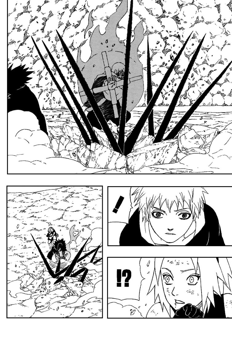 Naruto chapitre 269 - Page 4