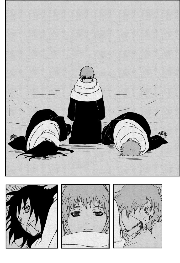 Naruto chapitre 269 - Page 8