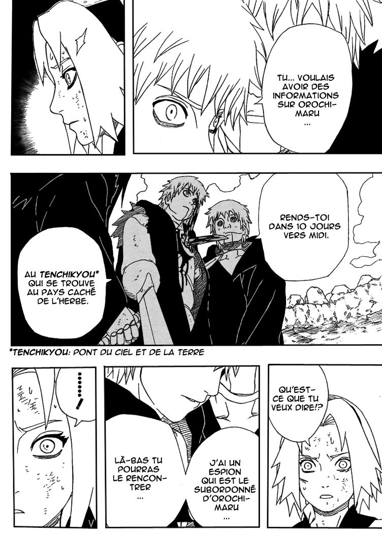 Naruto chapitre 275 - Page 10