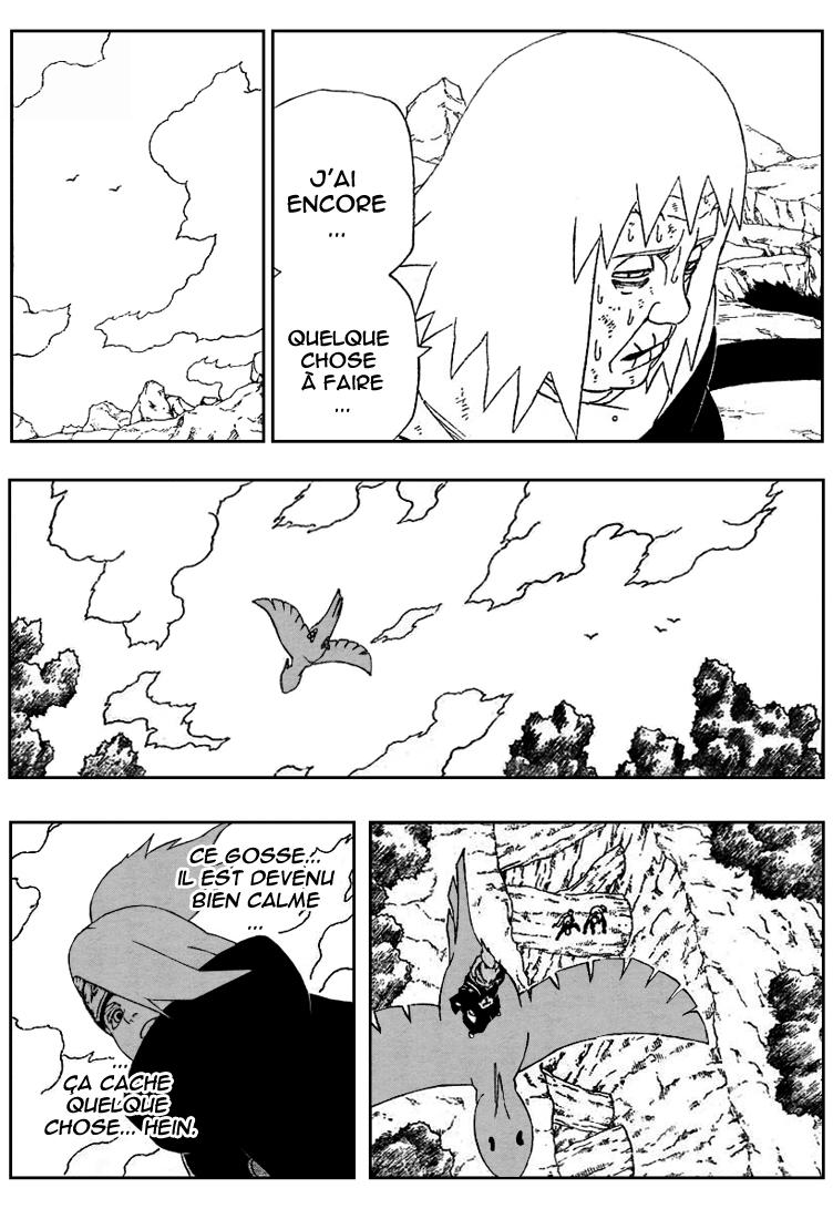 Naruto chapitre 275 - Page 17