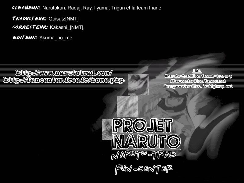 Naruto chapitre 275 - Page 19