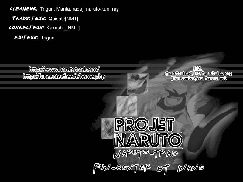 Naruto chapitre 276 - Page 19
