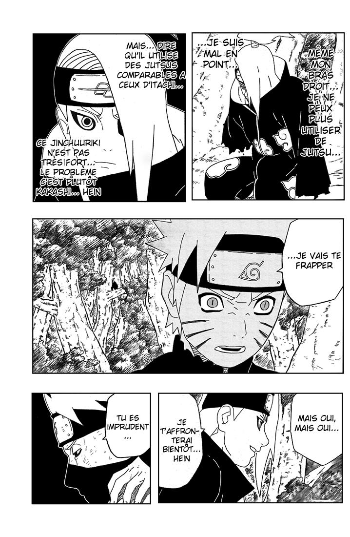 Naruto chapitre 276 - Page 17