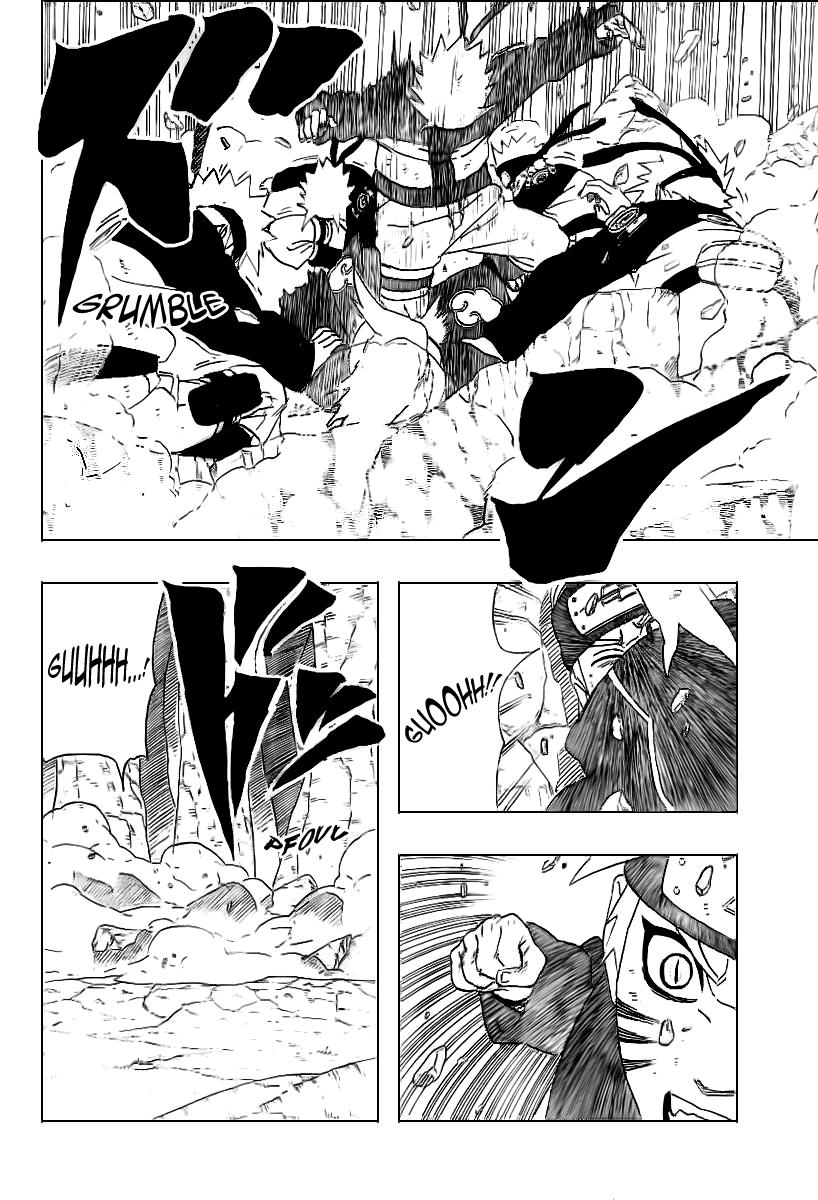 Naruto chapitre 277 - Page 4