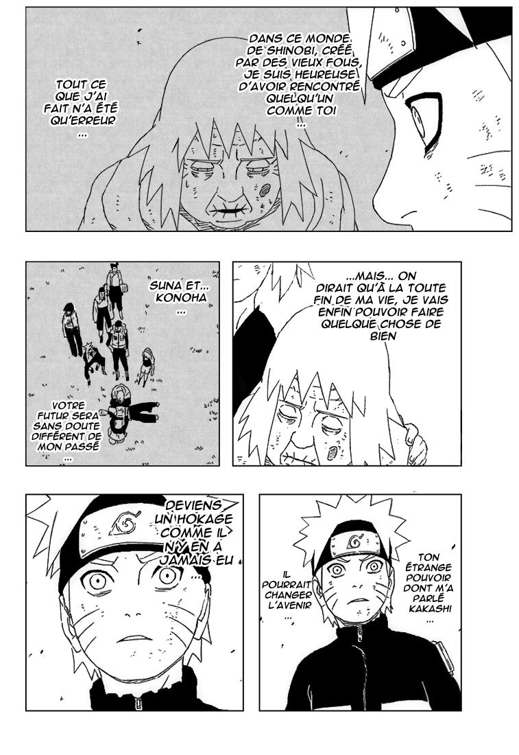 Naruto chapitre 280 - Page 10