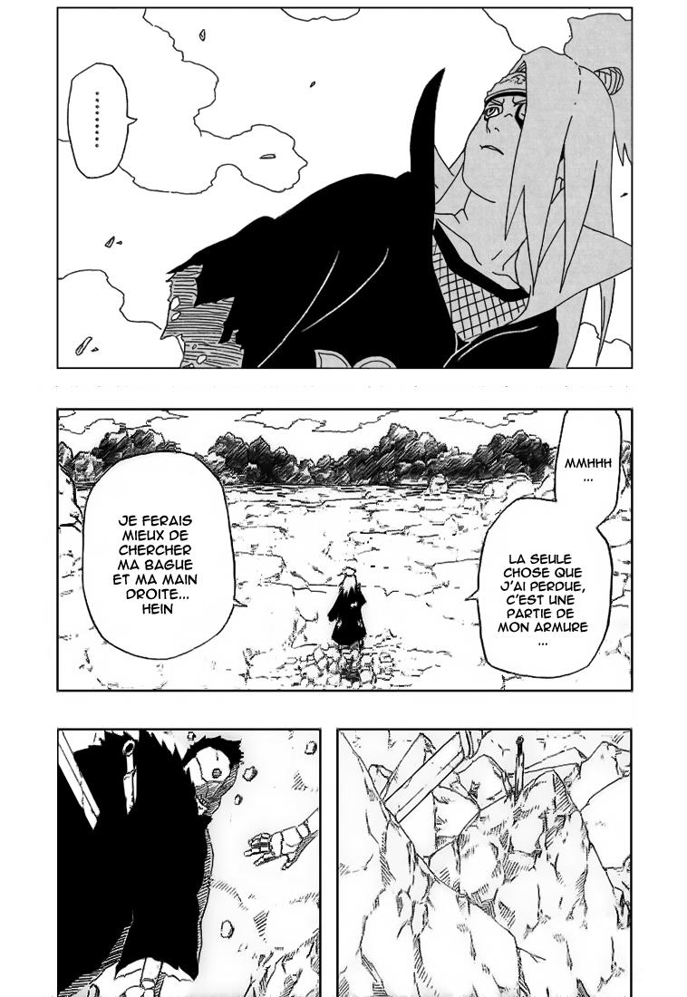Naruto chapitre 280 - Page 17