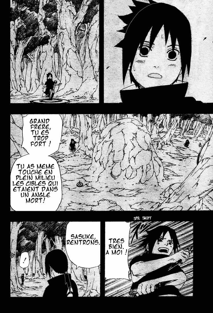 Naruto chapitre 220 - Page 6