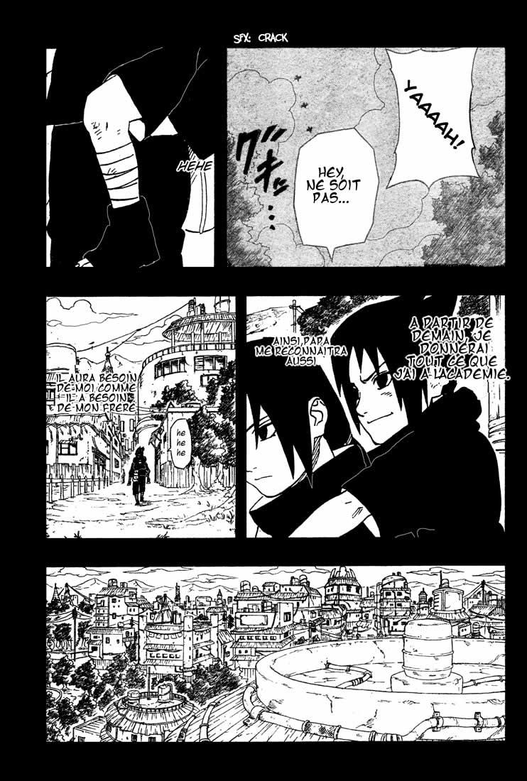 Naruto chapitre 220 - Page 9