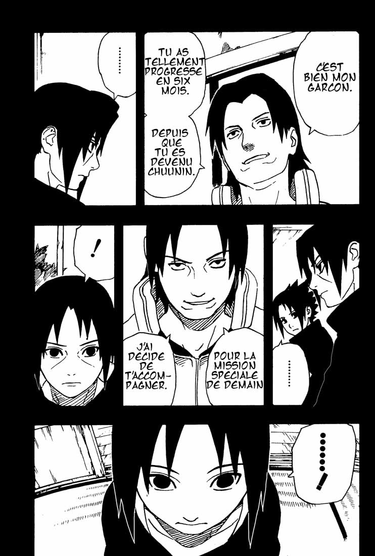 Naruto chapitre 220 - Page 15