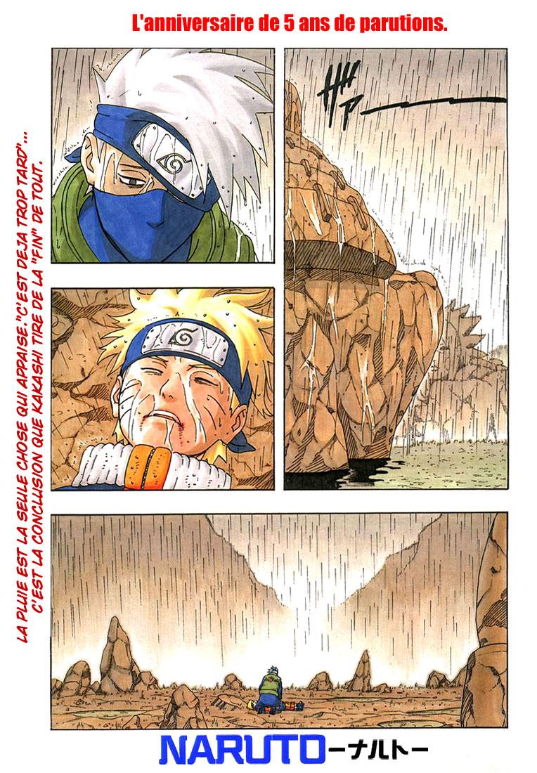 Naruto chapitre 234 - Page 1